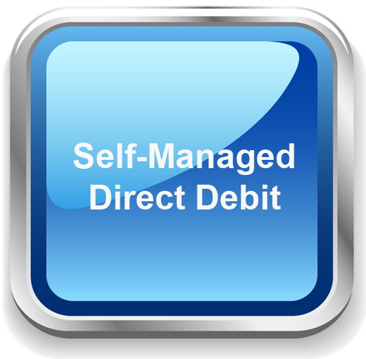 Self managed direct debit