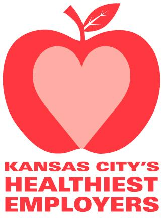 Healthiest Employer Award logo