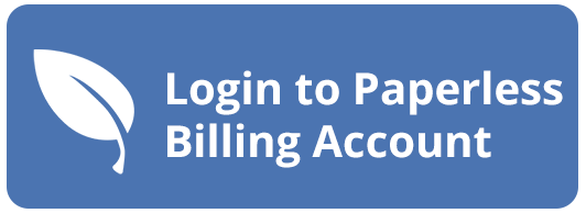 Login Button - Paperless Billing
